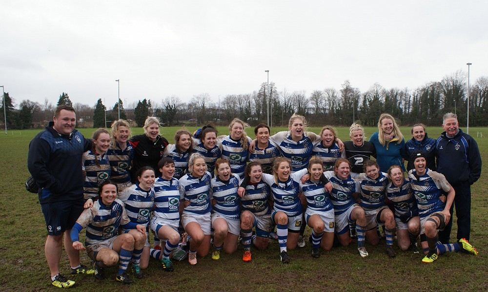 Women 1st XV Make It To The Cup Final